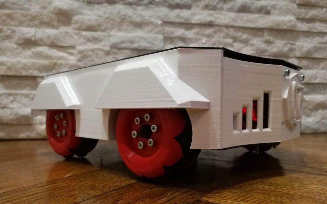 Robotica e impresión 3D